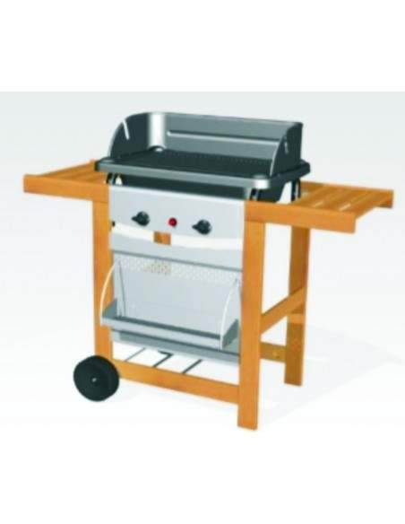 BARBECUE CAMPINGAZ WOODY CONTACT ADVANTAGE