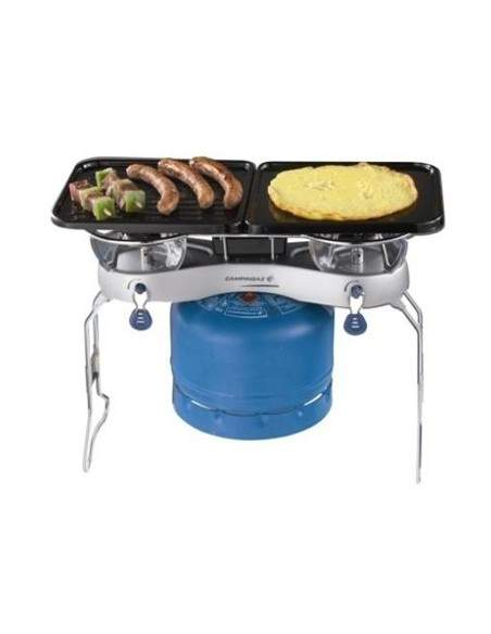 RECHAUD CAMPING DUO/GRILL/PLUS R CAMPINGAZ