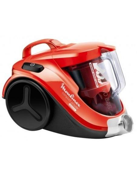 ASPIRATEUR COMPACT POWER CYCLONIC MOULINEX MO3774PA/4Q0