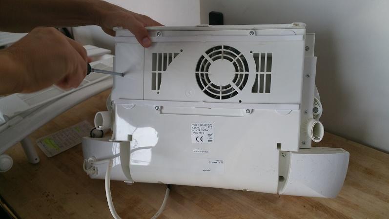 demontage radiateur et serviette serviette delonghi
